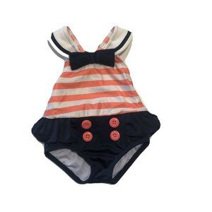 Gymboree Baby Girl Swimsuit Size 3 Months